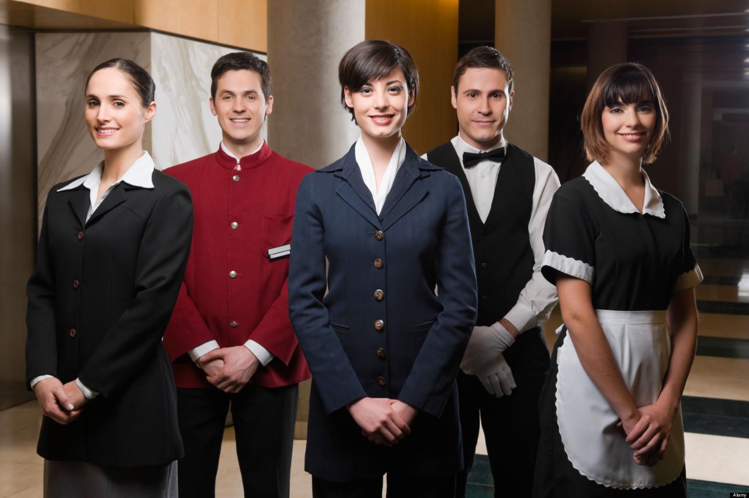 bahasa Inggris untuk karyawan hotel
