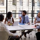 Tempat kursus bahasa inggris Business Conversation   ESQ Course