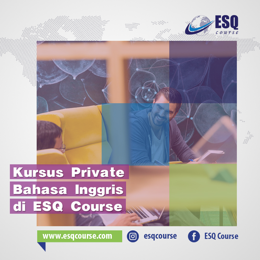 kursus bahasa inggris privat